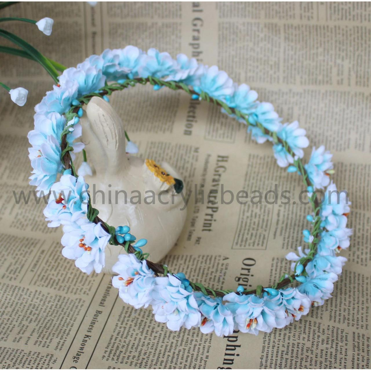 Buy cheap wholesale Fashion Flower Headband Artificial Flowe--FHC022 from wholesalers