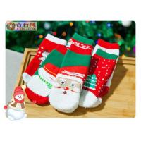 Buy cheap China best christmas socks manufacturer,wholesale bulk christmas baby socks from wholesalers