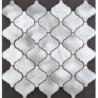 Buy cheap New Design Lantern Shaped Aluminium Mosaic Tiles and Marble Mosaic Tiles for Wall from wholesalers