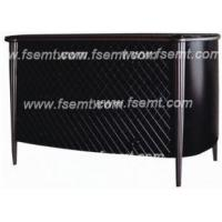 Buy cheap China Factory Supply Solid Wood Hotel Kitchen Cabinet from wholesalers