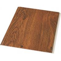 Buy cheap wooden designs pvc panels from wholesalers