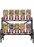 Buy cheap 10 Classic Gumball Candy Rack from wholesalers