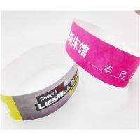RFID Wristband One Time Use Only TYVEK/DUPOND RFID Events Amusement Wristband