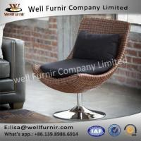 Buy cheap Well Furnir Swivel Rattan Chair from wholesalers