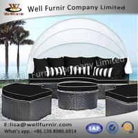 Buy cheap Well Furnir Contemporary Design Patio Daybed With Cushions from wholesalers