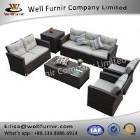 Buy cheap Well Furnir WF-17056 6 Piece Sofa Seating Group With Cushion from wholesalers
