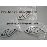 car emblem, ABS chromed badgeanto part Item:HL 123