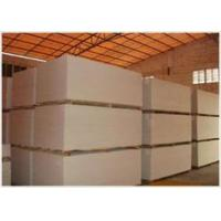 Buy cheap Calcium silicate board use to wall and ceiling from wholesalers