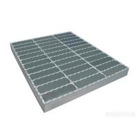 Buy cheap Tooth shaped steel grating from wholesalers