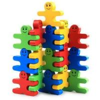 Buy cheap wooden educational toys kids bricks from wholesalers