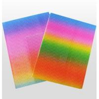 Paper RAINBOW CORRUGATED