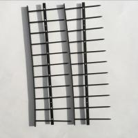 Buy cheap white color 10 pin velo binding material binding stripes for documents binding from wholesalers