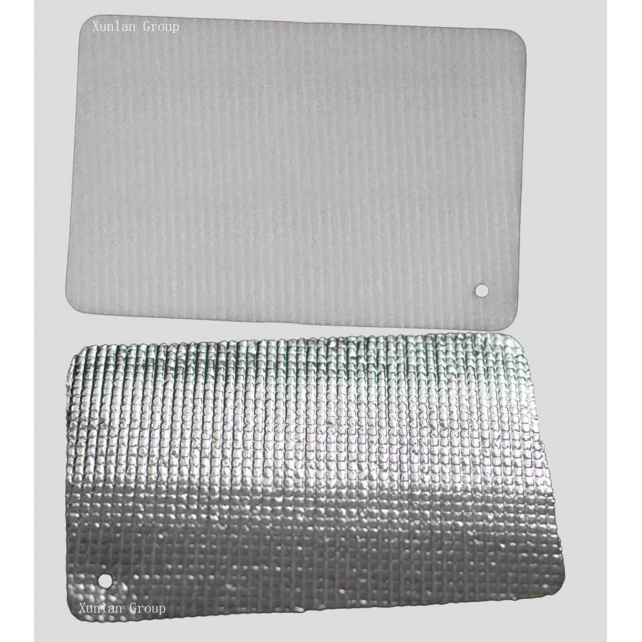 Buy cheap EPE Foam Aluminum Foil Thermal Insulation Board from wholesalers