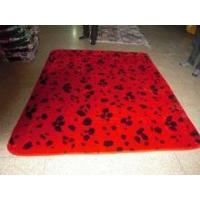 the super soft acrylic Polyester blanket