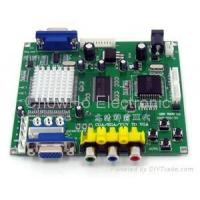 Buy cheap video converter RGBS/CGA/EGA/YUV TO VGA converter for arcade game MAME etc from wholesalers