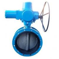 Buy cheap Electric soft sealing flange butterfly valve from wholesalers