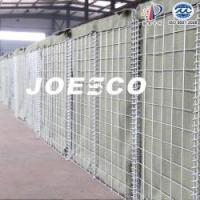 Buy cheap JOESCO military defense bastion with beige geotextile from wholesalers
