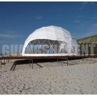 Buy cheap GSD-10 10m Dia Spherical Dome Tent product