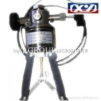 Buy cheap Pneumatic Pressure and Vacuum Hand Pump Y 070 from wholesalers