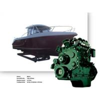 Buy cheap bus engine internal combustion engine 6B-CS74 uses of the Yacht from wholesalers