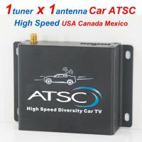 Buy cheap Car ATSC Digital TV receiver for USA Canada Mexico HD TV tuner freeview from wholesalers