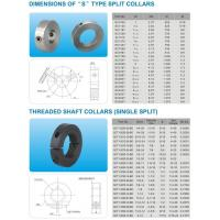 Buy cheap Split Taper Bushings DIMENSIONS OF S TYPE SPLIT COLLARS from wholesalers