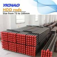Buy cheap HDD rig drilling rods from wholesalers