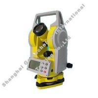 Buy cheap Surveying equipment Theodolite GET-200 from wholesalers