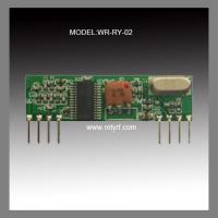 Buy cheap RF modules series Model:WR-RY-02 from wholesalers