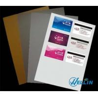 Buy cheap Plastic Consumable 10-020 Inkjet Printable PVC Sheet from wholesalers