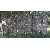 Buy cheap 3-D leafy camo height adjustable blind from wholesalers