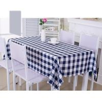 Buy cheap 60x126 Polyester Checkered Tablecloths from wholesalers