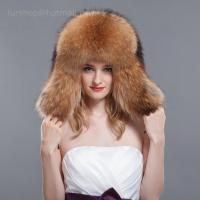 Buy cheap raccoon fur hats with ear flaps from wholesalers