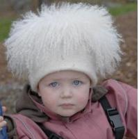 Buy cheap mongolian fur hat from wholesalers