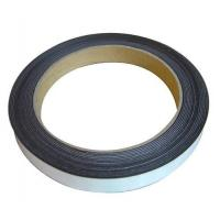 Magnetic rubber rolls