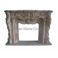 Buy cheap Slate Fireplaces Mantle/FM004 from wholesalers