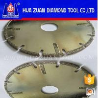 Buy cheap Angle Grinder Diamond Blade Electroplated Cutting Disc For Tiles from wholesalers