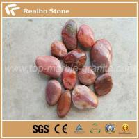 Buy cheap Mixed Natural Pebble Stone for Flooring from wholesalers