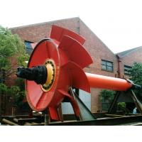 Buy cheap G158/403 Fixed blades axial flow impulse fan for 1000MW units thermal power station from wholesalers