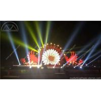 360 Dome Projection for Corona Music Festival