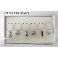 Buy cheap Wine charm JRB-092A01 from wholesalers