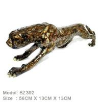 Buy cheap D:Bronze item Resin Home Decoration BZ392 from wholesalers