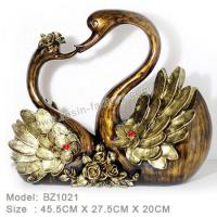 Buy cheap D:Bronze item Resin Home Decoration BZ1021 from wholesalers