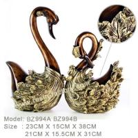 Buy cheap D:Bronze item Resin Home Decoration BZ994A BZ994B from wholesalers