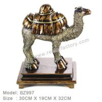 Buy cheap D:Bronze item Resin Home Decoration BZ997 from wholesalers