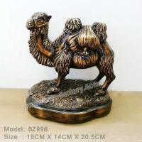 Buy cheap D:Bronze item Resin Home Decoration BZ998 from wholesalers