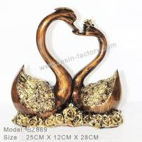 Buy cheap D:Bronze item Resin Home Decoration BZ869 from wholesalers