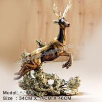 Buy cheap D:Bronze item Resin Home Decoration BZ791 from wholesalers