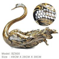 Buy cheap D:Bronze item Resin Home Decoration BZ800 from wholesalers