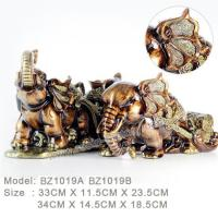 Buy cheap D:Bronze item Resin Home Decoration BZ1019A BZ1019B from wholesalers